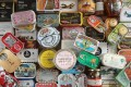David Lai's colourful collection of canned and pickled produce from around the world. Picture: Edward Wong