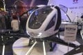 The Chinese-made, 4G-connected Ehang 184 drone taxi could be your way to get quickly from airport to hotel. Trials will begin soon in Dubai.