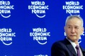 President Xi Jinping's top economic adviser, Liu He, at the World Economic Forum in Davos, Switzerland, in January. Photo: Reuters