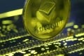 Cryptocurrency brokers have recently seen a pickup in ethereum trading. Photo: Reuters