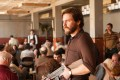 Daniel Brühl in a still from 7 Days in Entebbe (category: IIA), directed by Jose Padilha. Rosamund Pike and Eddie Marsan co-star.