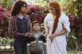 Storm Reid (left), Deric McCabe and Reese Witherspoon in a scene from A Wrinkle In Time, directed by Ava DuVernay. She will direct New Gods, a source confirmed. Photo: Atsushi Nishijima/Disney/AP