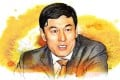 Xie Zhikun has built a business conglomerate managing at least 1 trillion yuan in assets. Illustration: Henry Wong