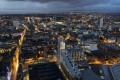 Housing prices in major regional British cities such as Manchester and Birmingham and their suburbs are expected to grow faster than the rest of the country. Photo: Handout