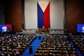 File photo of the Philippine Congress. Photo: Reuters