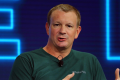 Brian Acton, co-founder of WhatsApp, speaks at the WSJD Live conference in Laguna Beach, California October 25, 2016. Photo: REUTERS/Mike Blake