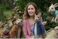 Rose Byrne and the bunnies from Peter Rabbit (category IIA, English and Cantonese), directed by Will Gluck.