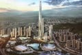 The Shenzhen-Hong Kong International Centre is expected to house an office tower about 700 metres tall. Photo: K. Y. Cheng