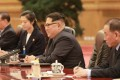 """North Korean leader Kim Jong-un said during his visit to China that he wanted to """"meet President Xi Jinping often"""" in the future. Photo: Reuters"""