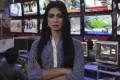 Pakistan's first transgender newsreader Marvia Malik. Photo: AP