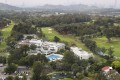 The Hong Kong Golf Club in Fanling, Sheung Shui, is among 27 private sports facing a likely review of lease terms. Photo: K.Y. Cheng