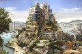 A piece from the series Babel Hong Kong (2018) by Emily Allchurch.