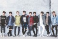 JYP Entertainment's new boy band, Stray Kids. Photo: Korea Times