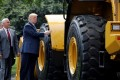 US machinery giant Caterpillar could be subject to tighter Chinese security and environmental reviews if China hits back at US tariffs, former commerce vice-minister Wei Jianguo says. Photo: Reuters