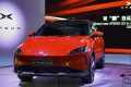 Xiaopeng Motors unveiled its first production car at the CES trade show in Las Vegas in January. Photo: SCMP handout