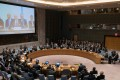 The United Nations Security Council opened an emergency session on Monday following an alleged chemical weapons attack in Syria that killed dozens and triggered calls for a response. Photo: AFP