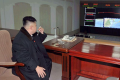 Smoker: Kim Jong-un.