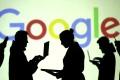 Google logo photo illustration. Photo: Reuters