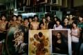 A still from China's Van Goghs (category I, Mandarin), directed by Yu Haibo and Kiki Yu Tianqi.