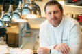 Chef Olivier Bellin says the The Ocean's menu is inspired by the Breton tradition of cooking.