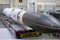 The two-stage expendable rocket and a fully-reusable air-launch platform of the LauncherOne service. Photo: Virgin Orbit