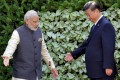 Indian Prime Minister Narendra Modi (left) will meet Chinese President Xi Jinping in Wuhan next week. Photo: Reuters