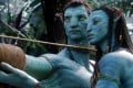 Neytiri, voiced by Zoe Saldana, and Jake, voiced by Sam Worthington in a scene from, Avatar. The film's director, James Cameron, has begun filming the first two of four planned sequels. Photo: AP/20th Century Fox