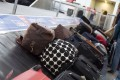 The iBebot Bag iTag will let you know when your baggage arrives at the carousel. Photo: Alamy
