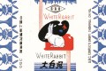 The original White Rabbit wrapper became an iconic symbol in China. Photo: Guan Sheng Yuan Food Group