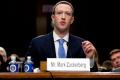 Facebook CEO Mark Zuckerberg. Photo: Andrew Harnik/AP
