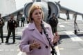 Spanish Minister of Defence Maria Dolores de Cospedal. Photo: EPA