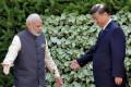 Narendra Modi and Xi Jinping. Photo: Reuters