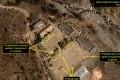 A satellite image taken on April 12, 2017 of North Korea's Punggye-ri nuclear test site. File photo: AFP