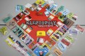 The 'Kleptopoly' board game made by the Centre to Combat Corruption and Cronyism (C4) in Petaling Jaya, Malaysia. Photo: AFP