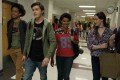 Nick Robinson (second from left) plays a closeted gay teenager in Love, Simon (category IIA), directed by Greg Berlanti.