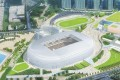 An artist's impression of what the future Kai Tak Sports Park might look like. Photo: Handout