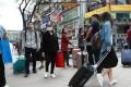 China allowed group tours to South Korea to resume in November. Photo: EPA-EFE/YONHAP