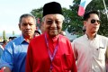 Malaysian opposition leader Mahathir Mohamad. Photo: Reuters