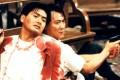 Actors Chow Yun-fat and Danny Lee star in director John Woo's 1989 film The Killer.