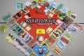 Go straight to jail ... Malaysia's new board game, Kleptopoly. Photo: AFP