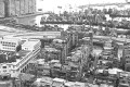 The Six Streets area in 1983, with the now former Yau Ma Tei police station to the left and the then Yau Ma Tei typhoon shelter in the background. Photo: SCMP