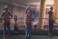 Taisei Corporation's commercial for the upcoming Thomson-East Coast Line was directed by Japanese director Makoto Shinkai of Your Name fame. Photo: YouTube/taiseicorp