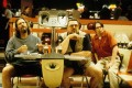 From left: Jeff Bridges, John Goodman and Steve Buscemi in The Big Lebowski, which celebrates its 20th anniversary this year.