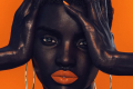 Shudu Gram is a prominent Instagram supermodel. She's also a fake, created by a photographer using 3D modeling software. Photo: Instagram/Shudu Gram