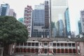 The Hong Kong Jockey Club's charities trust spent HK$3.8 billion to convert 16 buildings in the Central Police Station complex into a centre for heritage and contemporary art called Tai Kwun. Photo: Nora Tam