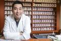 Chinese medicine practitioner Dennis Au Cheuk-wing. Photo: Xiaomei Chen