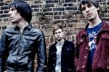 Brothers Gary, Ross and Ryan Jarman make up the British trio The Cribs. They are performing in Hong Kong tonight. Photo: Steve Gullick