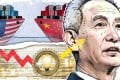 Liu He faces a tricky balancing act in the trade talks. Picture: SCMP