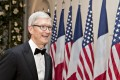 Apple CEO Tim Cook. Photo: Bloomberg