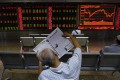 Whichever way you look at it, US$400 billion is not really about to flow into China's domestic stock markets. Photo: AFP